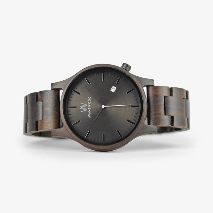 wood watch urban classic