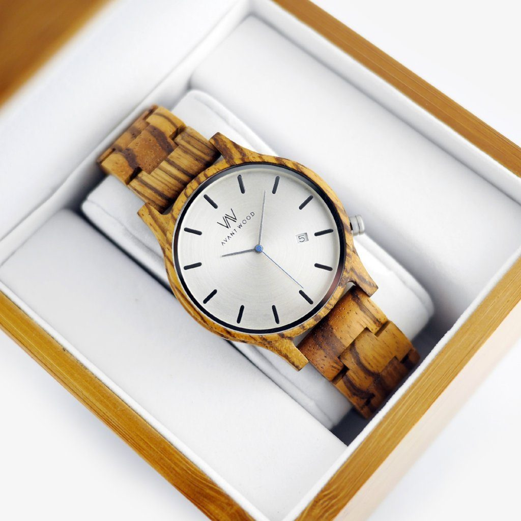 premium handcrafted wood watch