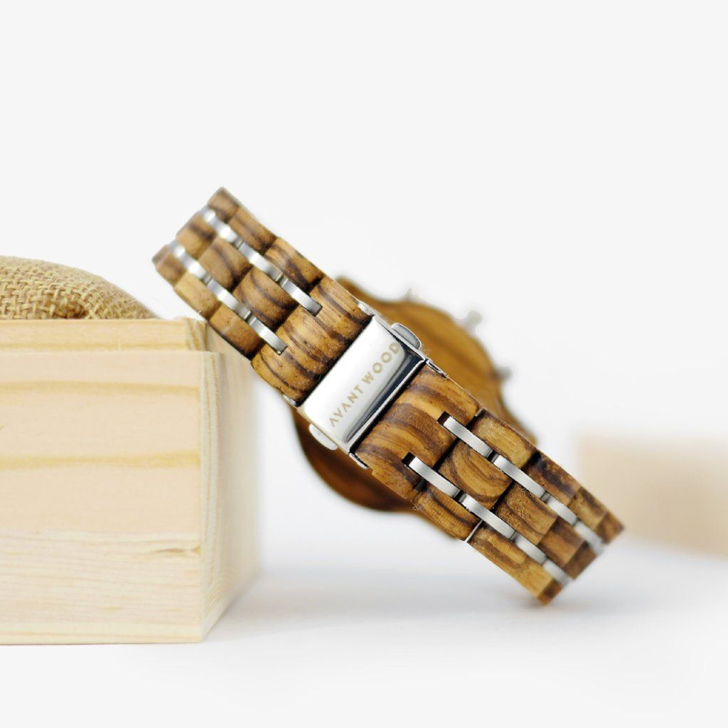 minimalist women's wood watches