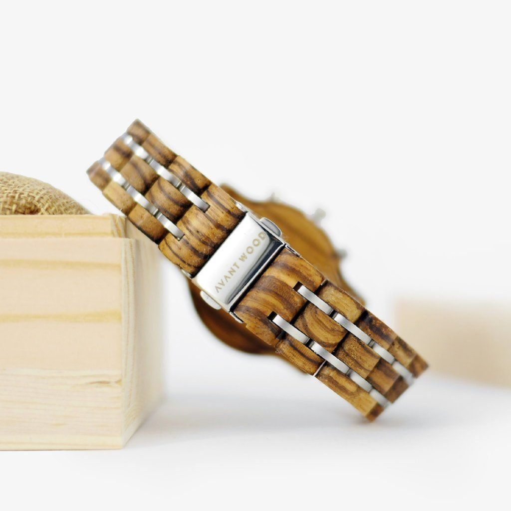 wooden watch for her