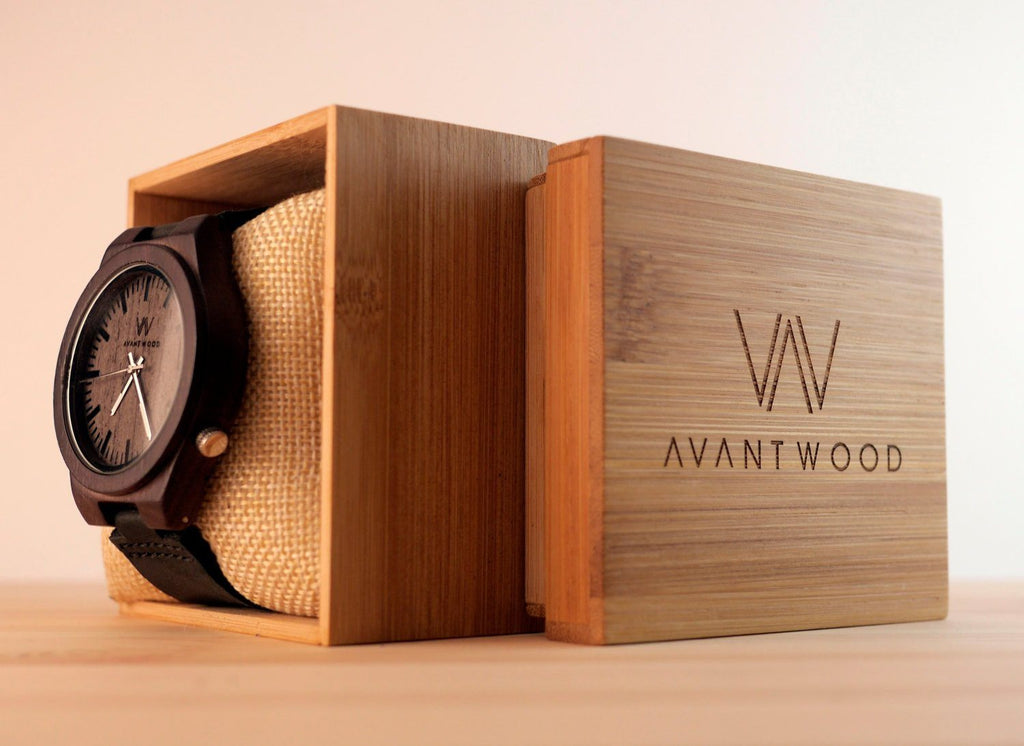 etsy wood watches