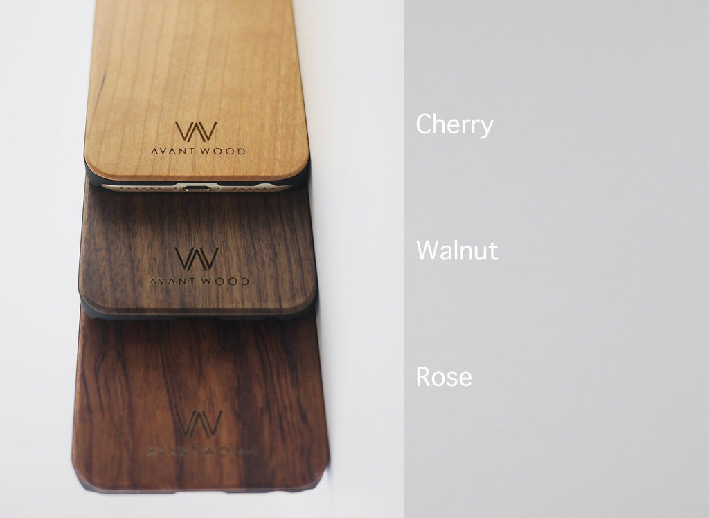 Wood Case - Rose | Cherry | Walnut