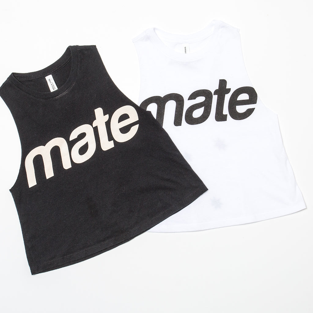 Women's Mate Crop Tank