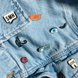 Pop Culture Pin Pack