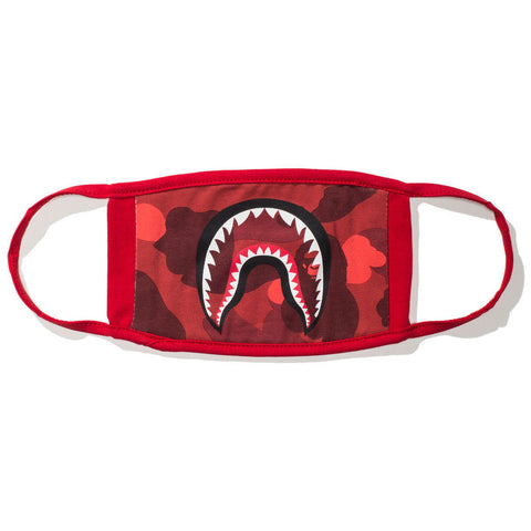 Red Shark Mask