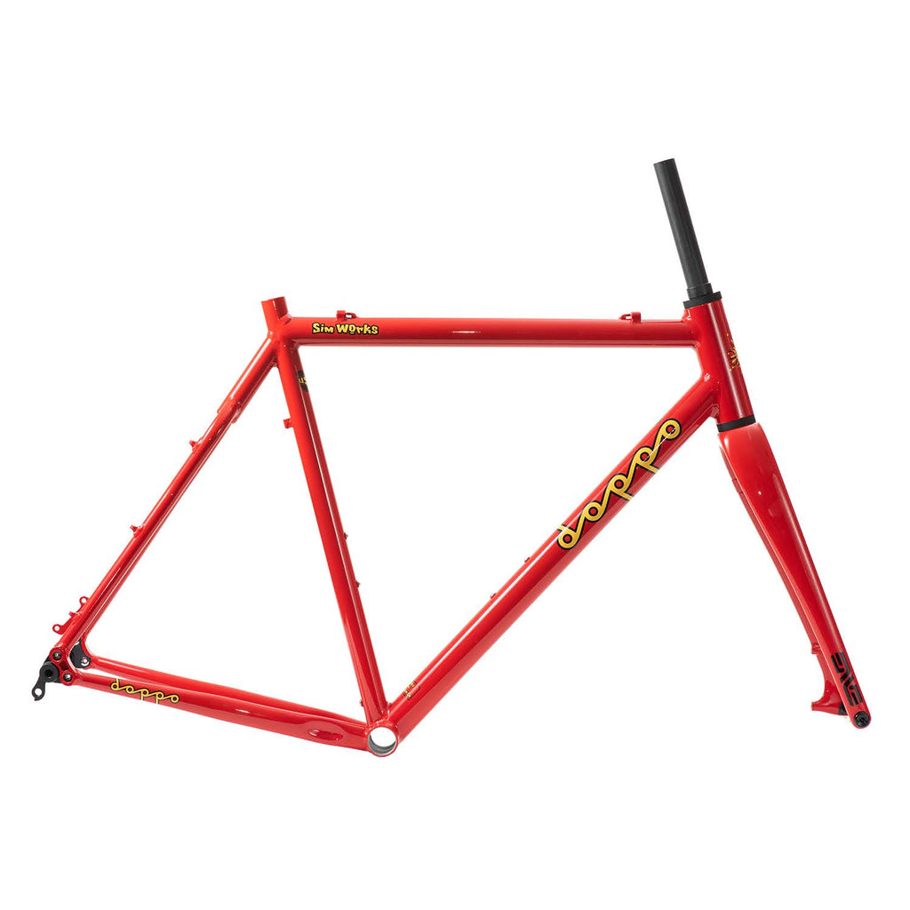 Doppo Racer Limited Edition Frame Set