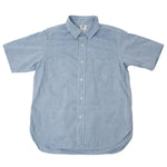 Player Short Sleeve Shirt Chambray