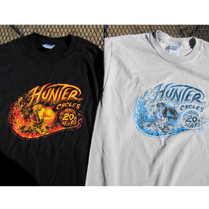 20 years anniversary T-shirts