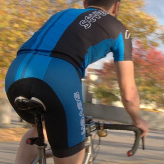 Seven Club Bib Short