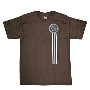 Logo-T-shirts / Brown