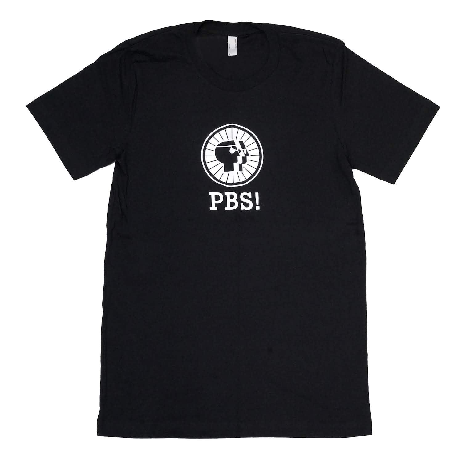 PBS Logo T Shirt