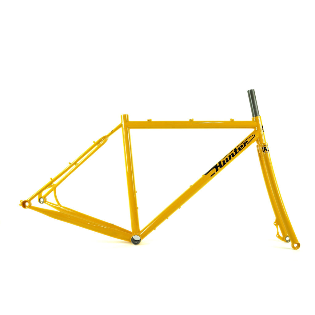 Rough Rider Disc Frame Set