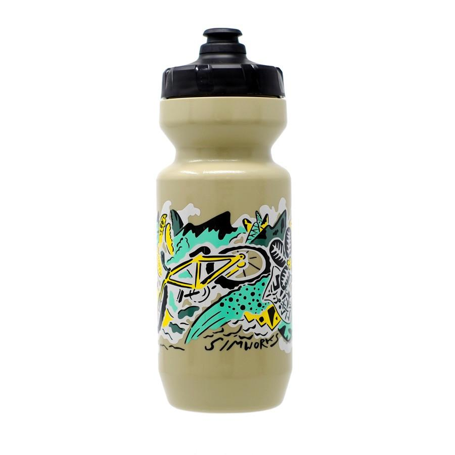 Primitive Adventure Water Bottle