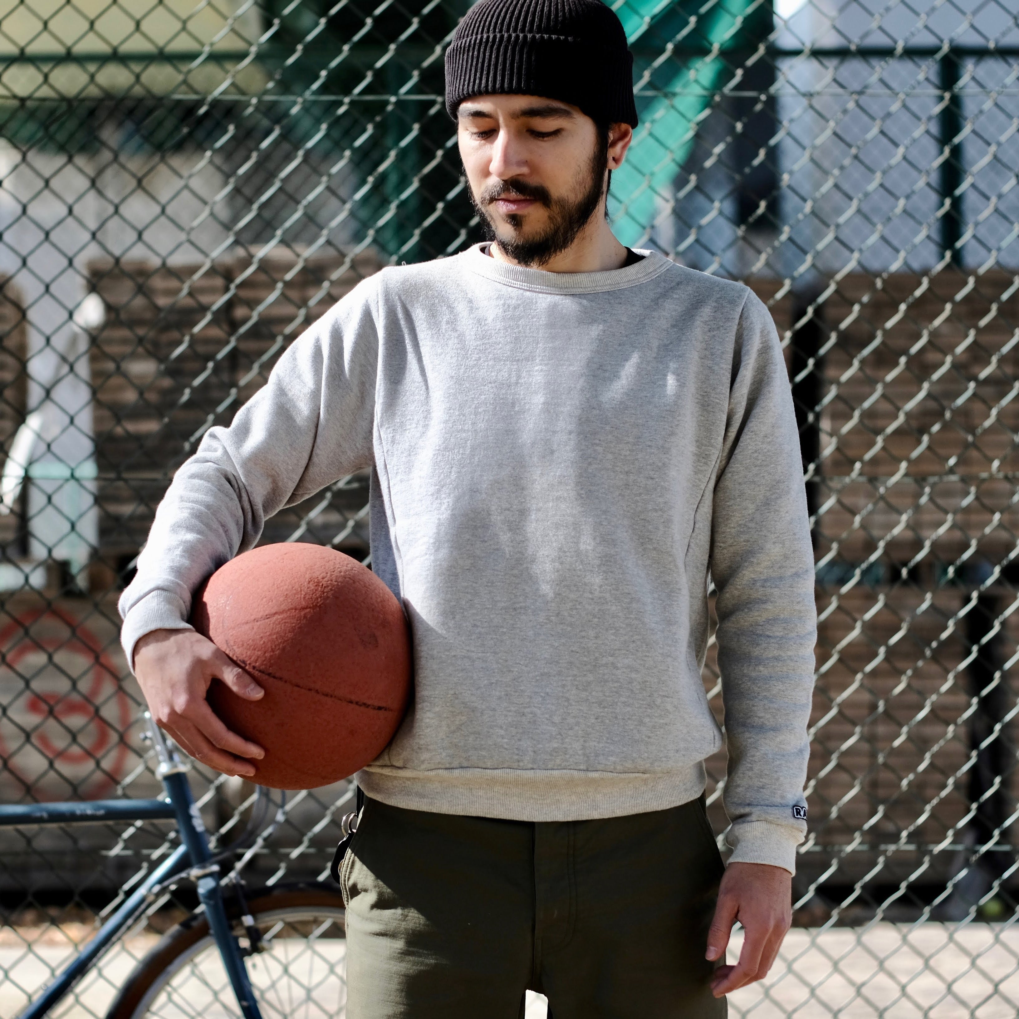 Player Sweatshirt