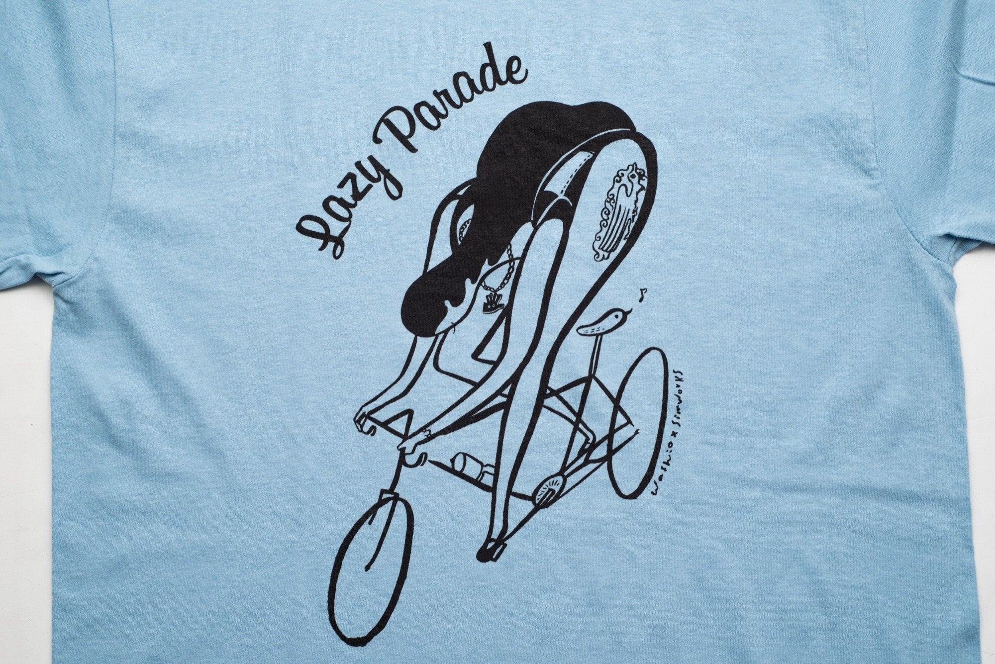 Lazy Parade T-shirt