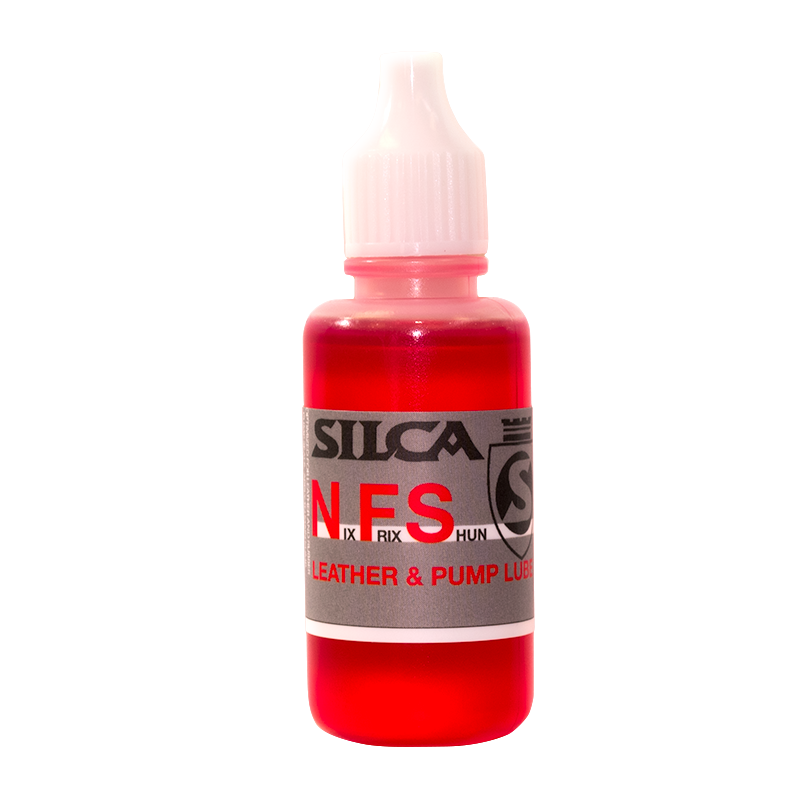 NFS Leather Conditioner and Pump lubricant