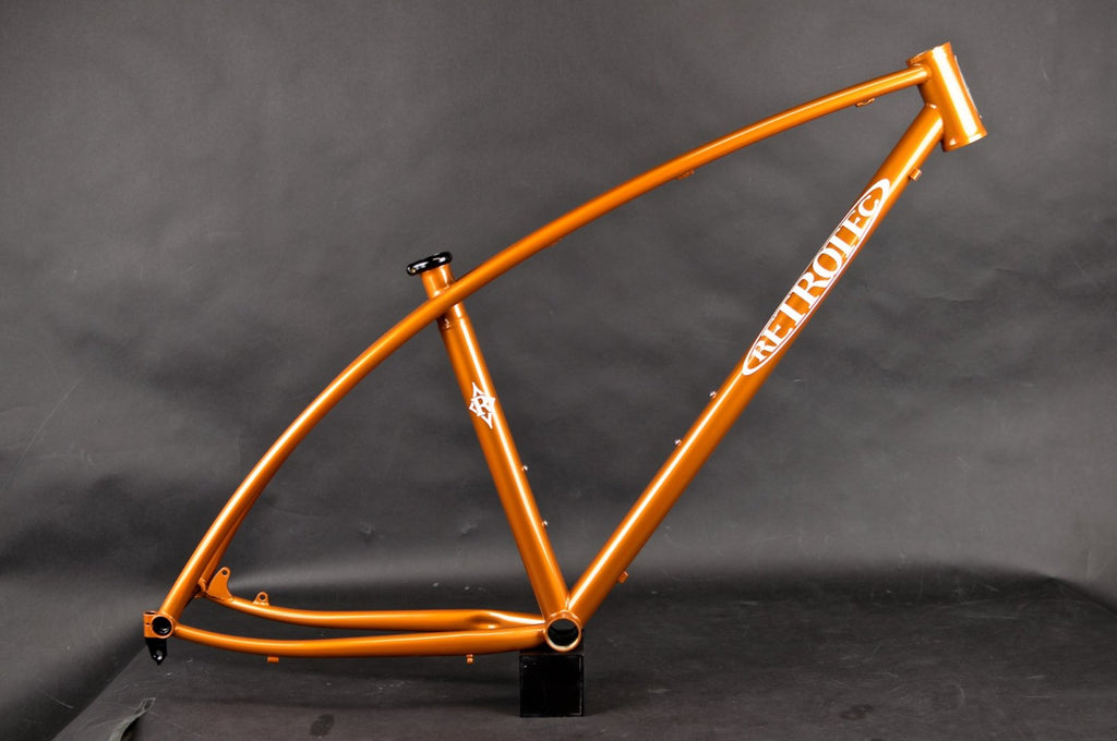 Funduro Twin Top MTB / Tangerine 420