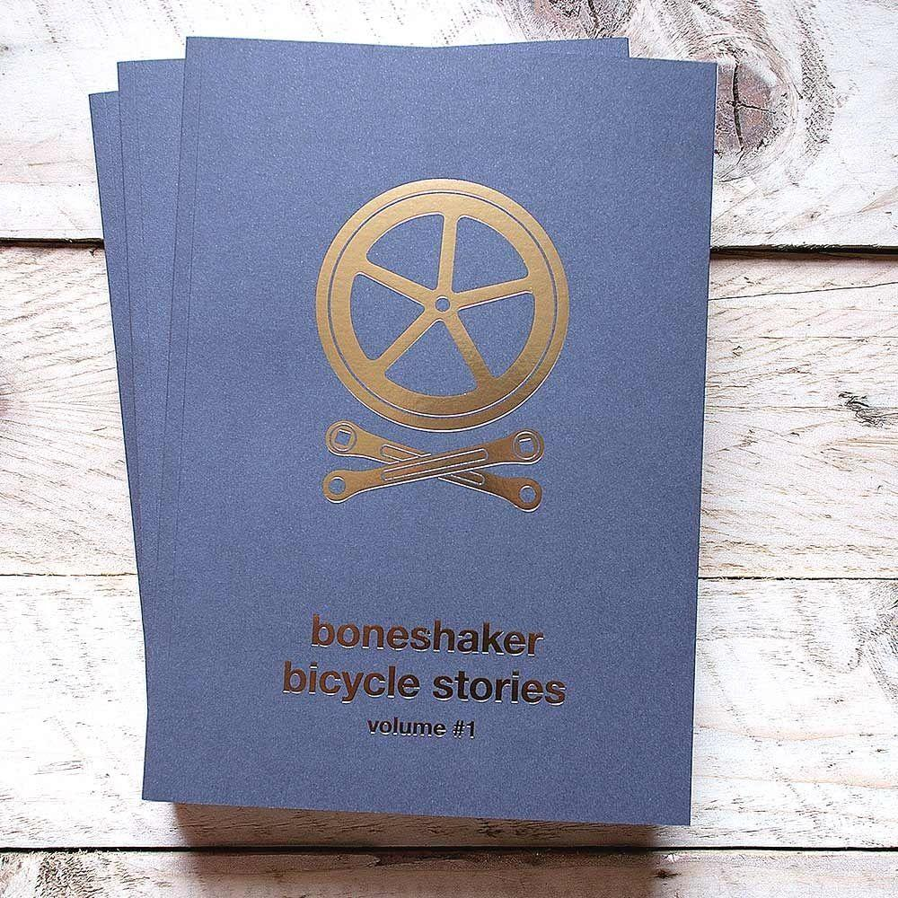 BONESHAKER BICYCLE STORIES VOLUME1