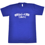 """The Checkered Flag "" T-Shirt"