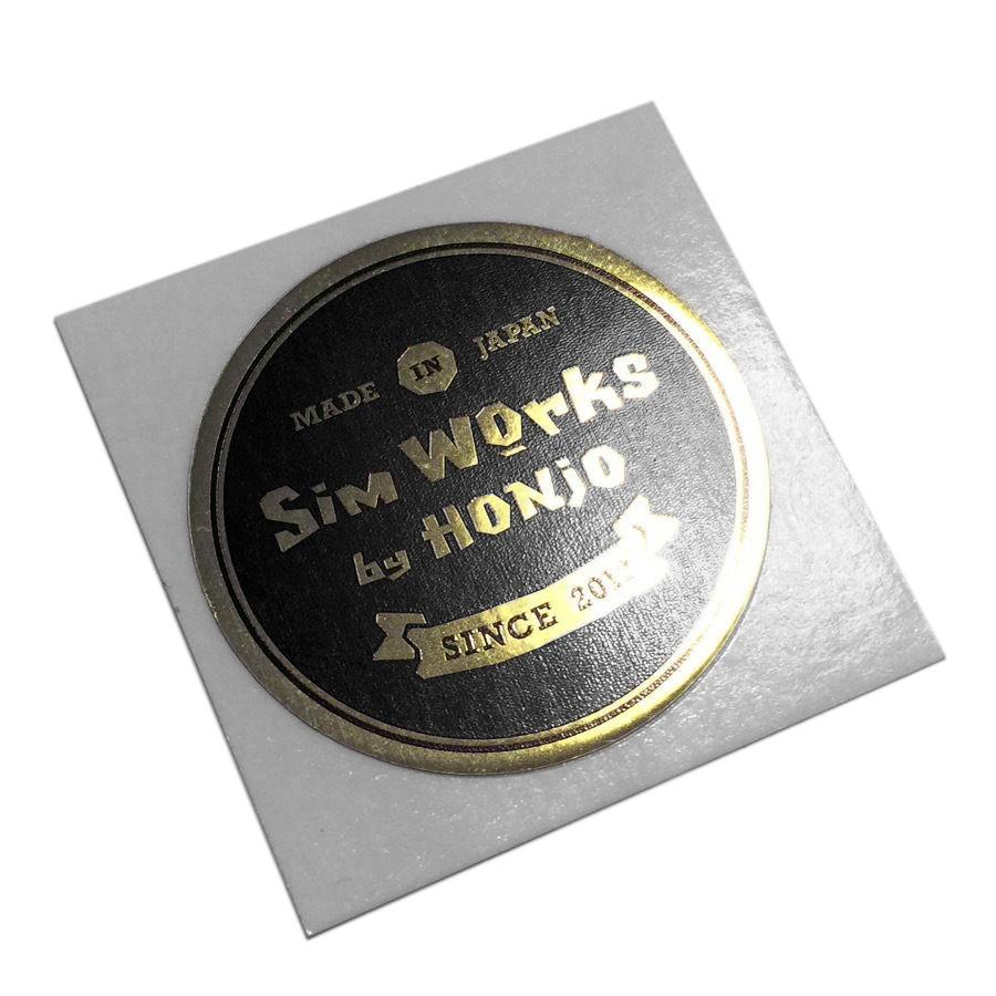 SimWorks by Honjo Logo Sticker