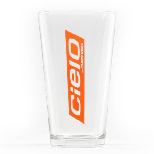 Cielo Racer Pint Glass