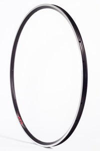 with MSW Black Velocity A23 Rim 650b 32h