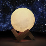 Moon Goddess Lamp