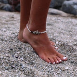 🔥♓Starfish Beaded Anklet♓🔥