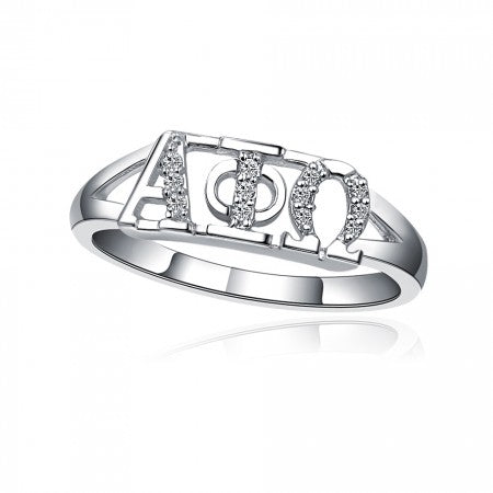 Alpha Phi Omega Horizontal Ring