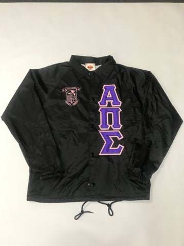 Alpha Pi Sigma Official Line Jacket