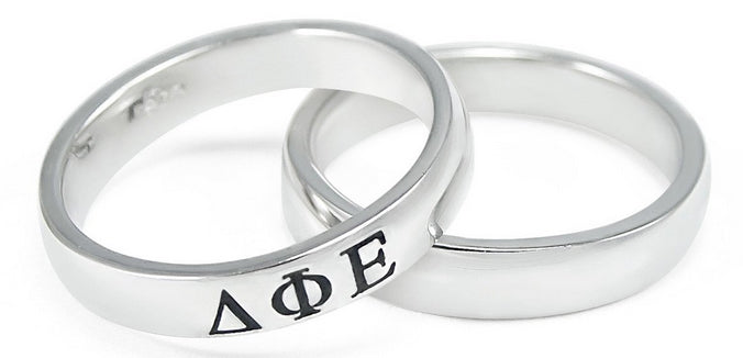 Delta Phi Epsilon Women's Ring