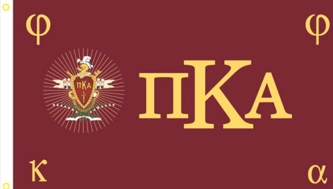 Pi Kappa Alpha Flag