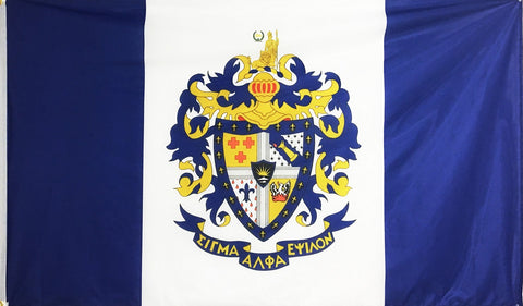 Sigma Alpha Epsilon Flag