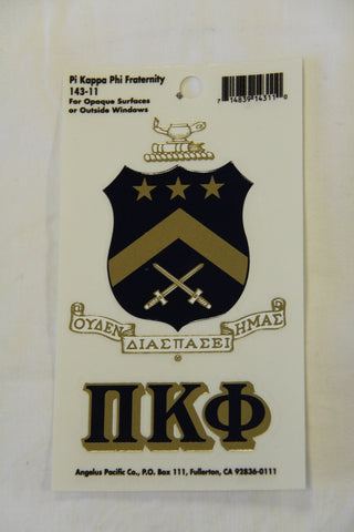 Pi Kappa Phi Decal Sticker