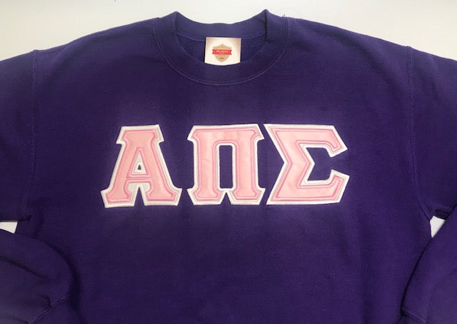 Alpha Pi Sigma Official Sweater
