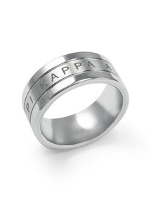 Pi Kappa Alpha Tungsten Ring