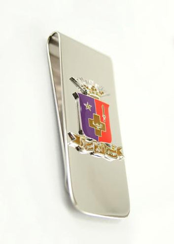 Sigma Phi Epsilon Coat of Arms Money Clip