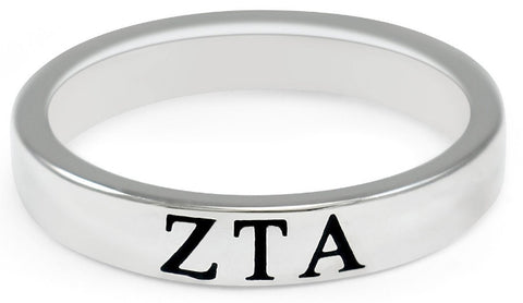 Zeta Tau Alpha Women's Ring