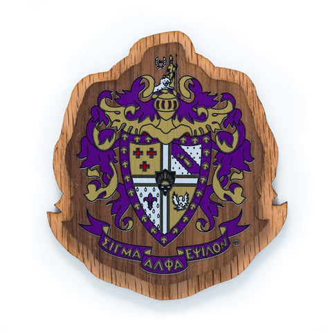 Sigma Alpha Epsilon Wood Crest