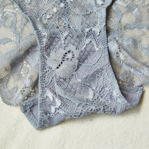 1/2 Cup Wire Lace Bra Sets