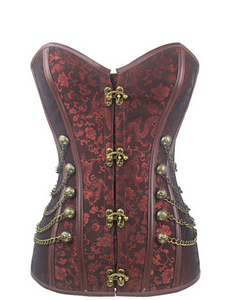 Shaperdiva Women's Retro Corset