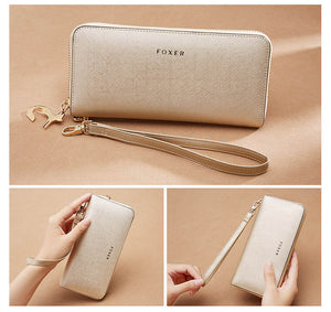 Foxer Leather Wallet W289102