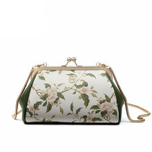 Floral Evening Clutch White B789209
