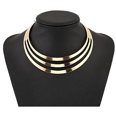 Multi Layer Necklaces J719026