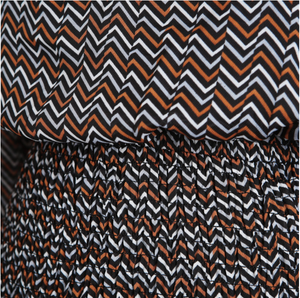Casual Chevron Dress C526783