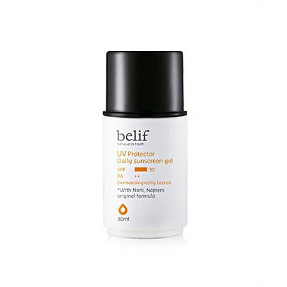 [Belif]UV Protector Daily Sunscreen Gel type SPF 30+ PA++ 30ml