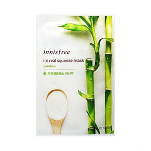 [Innisfree] It's Real Squeeze Mask Sheet 20ml