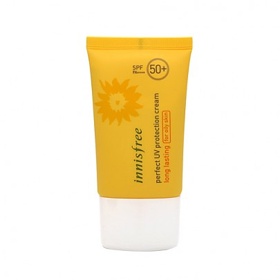 [Innisfree] Perfect UV Protection Cream Long Lasting SPF50+ PA+++(Oily skin)