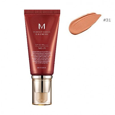 M Perfect Cover BB Cream SPF 42 PA+++(50ml)