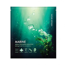 [Nature Republic] Aqua Collagen Hydrogel Mask 20g